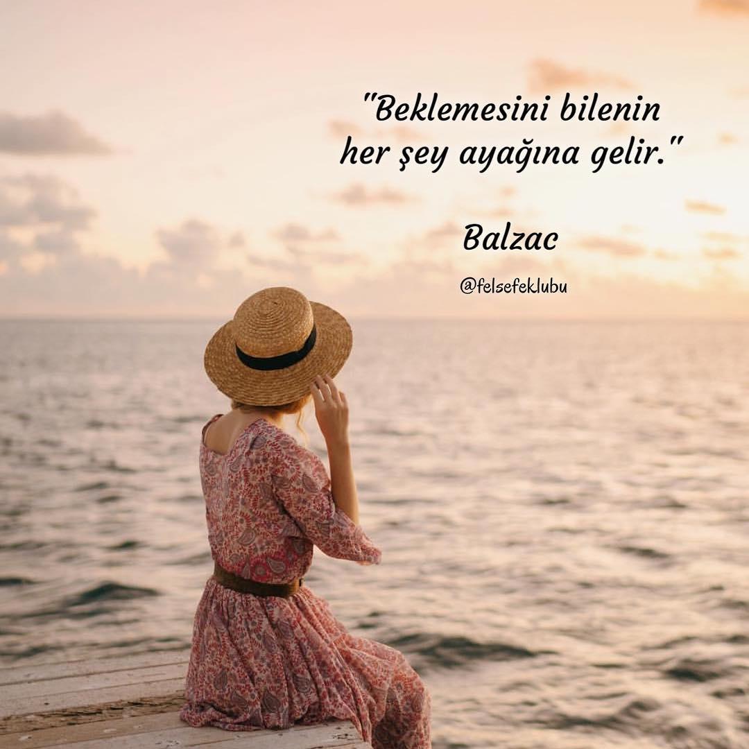 Beklemesini bilenin her şey ayağına gelir.   – Honoré de Balzac