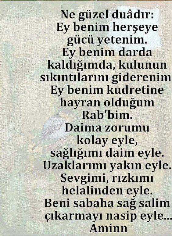 En Güzel Dua